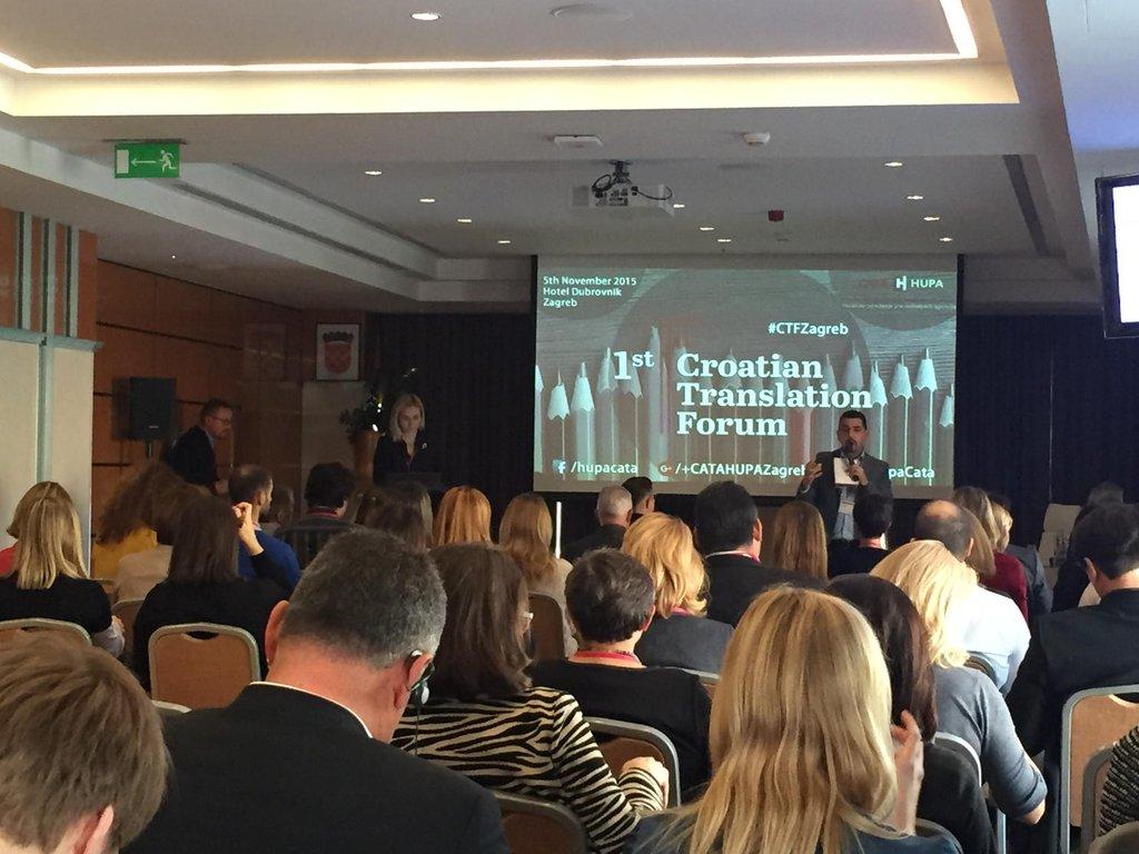 Conference Host Croatian Translation Forum Zagreb