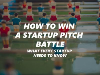 Peter Hopwood Startup Pitch Competition